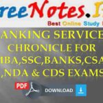 Banking Services Chornicle MBA SSC BANKS CSAT