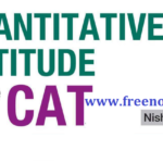 CAT Exam 2019 Quantitative Aptitude PDF Download