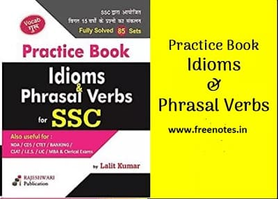 English Idioms and Phrasal Verbs Practice Book PDF Download