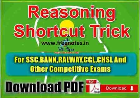 Reasoning Shortcut Tricks Book PDF Download