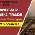 RRB ALP Technicians Second Stage Exam 2018 Book PDF