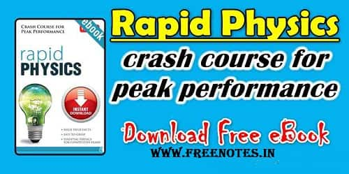 Rapid Physics crash course for peak performance English Book