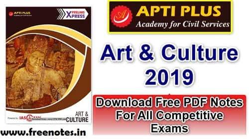 IAS Gyan Prelims Express Art & Culture 2019 pdf ebook