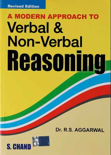 RS Agarwal Reasoning Book Verbal & Non-Verbal in Hindi PDF