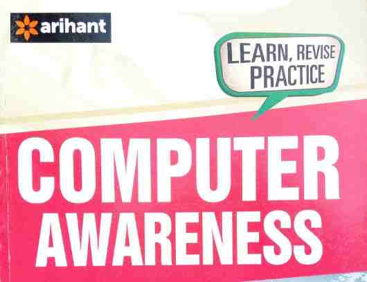 Objective Computer Awareness Arihant Download PDF Book