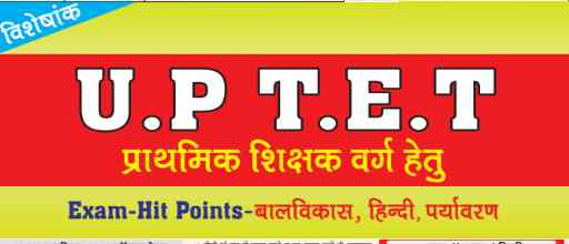 UP TET PDF Notes Book Download In Hindi
