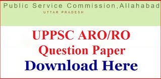 UPPSC RO ARO Previous Year Paper With Notes In Hindi PDF Book