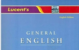 Lucents General English by Lucent Publication Download PDF Book